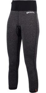 Mystic Womens Dazzled Rash Pant Black / Grey 170298