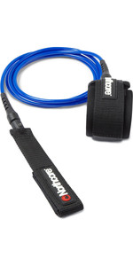 2019 Northcore 6mm Surfboard Leash 8FT - BLUE NOCO56C