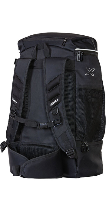 2XU Transition Back Pack BLACK UQ3805g