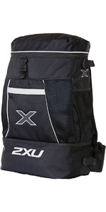 2018 2XU Transition Back Pack BLACK UQ3805g