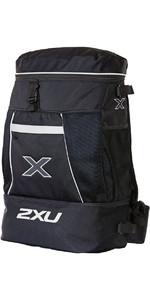 2018 2XU Transition Back Pack BLACK UQ3805g