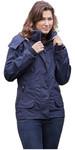 Baleno Dynamica Womens Waterproof Jacket Navy 19828
