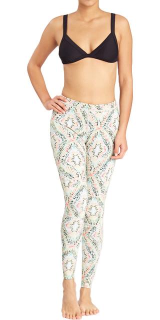 Billabong Womens 1mm Skinny Sea Legs / Wetsuit Trousers Aloe C41g10 Picture