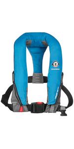 2020 Crewsaver Crewfit 165N Sport Automatic Lifejacket - Blue 9010BA