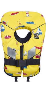 2020 Crewsaver Euro 100N Lifejacket YELLOW - BABY & CHILD 10170