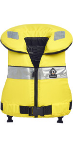 2019 Crewsaver Euro 100N Lifejacket YELLOW - LARGE CHILD & JUNIOR 10171