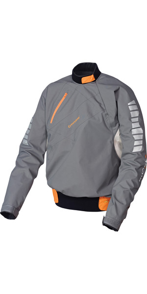 Crewsaver PHASE 2 Spray Top Grey / Orange 6901
