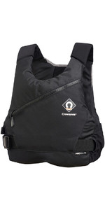 2020 Crewsaver Junior Pro 50N Side Zip Buoyancy Aid Black / Grey 2621J
