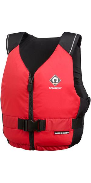 2018 Crewsaver Junior Response 50N Buoyancy Aid Red 2600J