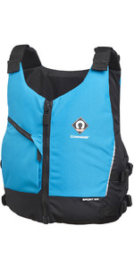 2019 Crewsaver Junior Sport 50N Buoyancy Aid Blue 2611J