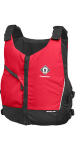 2021 Crewsaver Sport 50N Buoyancy Aid Red 2610