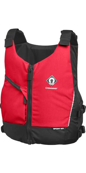 2019 Crewsaver Sport 50N Buoyancy Aid Red 2610