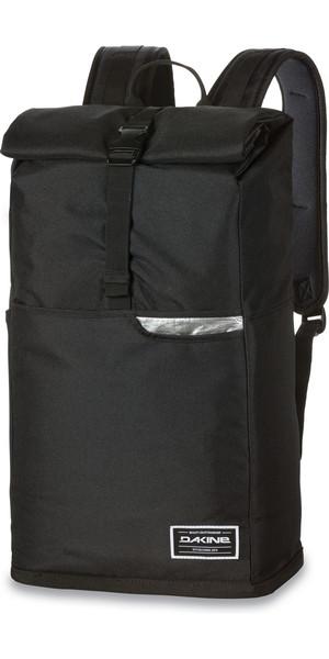 2018 Dakine Section Roll Top Wet / Dry 28L Backpack BLACK 10001253