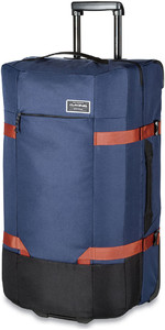 Dakine Split Roller EQ 100L Wheeled Bag Dark Navy 10001429