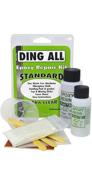 Ding All Standard Epoxy 2oz Repair Kit #231E