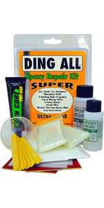 Ding All Super Epoxy 2oz Repair Kit #232E