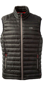 Gill Hydrophobe Down Gilet Charcoal 1063