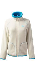 2018 Gill Womens Polar Fleece Jacket Oatmeal 1702