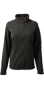 Gill Womens Thermogrid Zip Neck Fleece Graphite 1370W