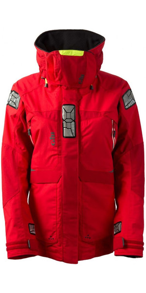 2018 Gill OS2 Jacket Red OS23J