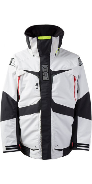 2018 Gill Women's OS2 Jacket White OS23JW