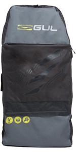 2019 Gul Arica Bodyboard Bag in Black / Yellow LU0127-B2