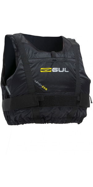 2018 Gul Junior Garda 50N Buoyancy Aid Black / Black GM0002-A9