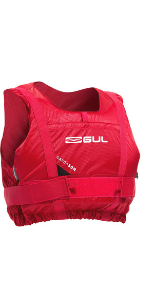 2018 Gul Junior Garda 50N Buoyancy Aid in Red GM0002-A9