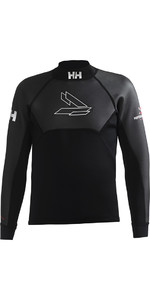 2019 Helly Hansen 3mm Neoprene Top Black 31705