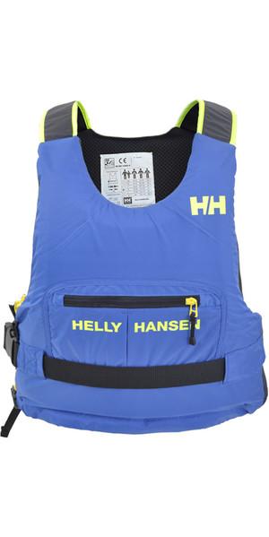 2018 Helly Hansen 50N Rider Race Plus + Buoyancy Aid Olympian Blue 33823