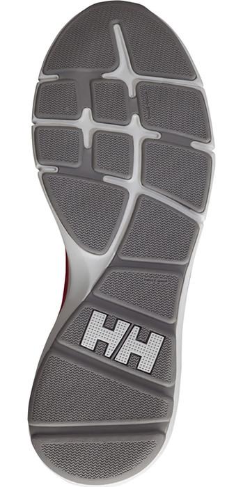 2019 Helly Hansen Ahiga V3 Hydropower Shoe Navy / Flag 11215