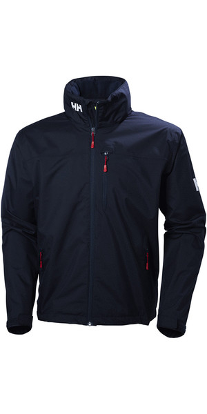 2018 Helly Hansen Crew Hooded Jacket Navy 33875