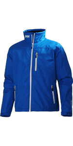 2019 Helly Hansen Crew Jacket Olympian Blue 30263
