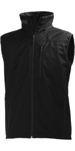 2019 Helly Hansen Crew Vest Black 30270