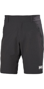 2019 Helly Hansen Crewline QD Shorts Ebony 53018