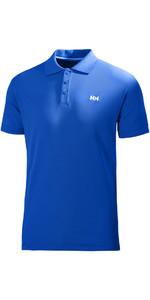 2019 Helly Hansen Driftline Polo Shirt Olympian Blue 50584