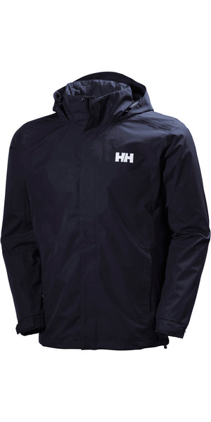 2018 Helly Hansen Dubliner Jacket NAVY 62643