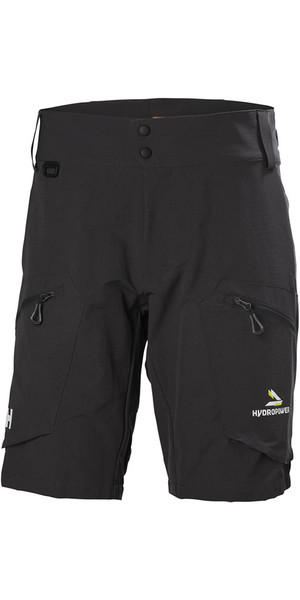 2018 Helly Hansen Dynamic Technical Shorts Ebony 53051