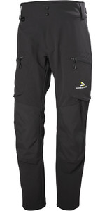 2019 Helly Hansen Dynamic Technical Sailing Trousers Ebony 53050