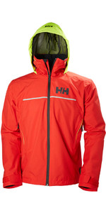 Helly Hansen Fjord Jacket Alert Red 33878