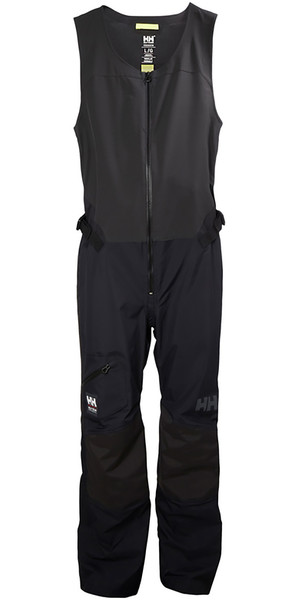 2019 Helly Hansen HP Foil Salopette Black 33902