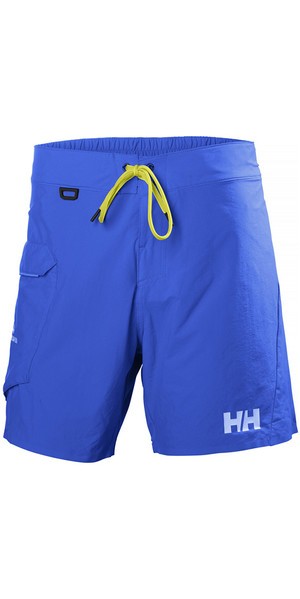 2018 Helly Hansen HP Shore Trunk Swimming Shorts Olympian Blue 53015
