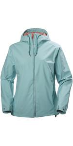Helly Hansen Womens Marstrand Rain Jacket Blue Tint 64018
