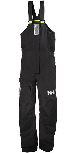 2019 Helly Hansen Pier 2 Coastal Trouser Pant Ebony 33900