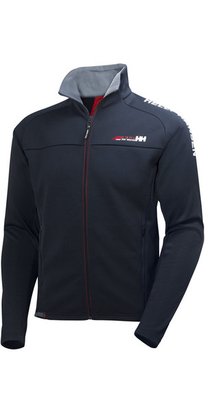 2018 Helly Hansen Mens HP Fleece Jacket Navy 54109
