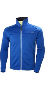 2018 Helly Hansen Mens HP Fleece Jacket Olympian Blue 54109