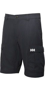 2019 Helly Hansen QD Cargo Shorts Navy 54154