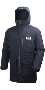 2019 Helly Hansen Rigging Coat Navy 62609