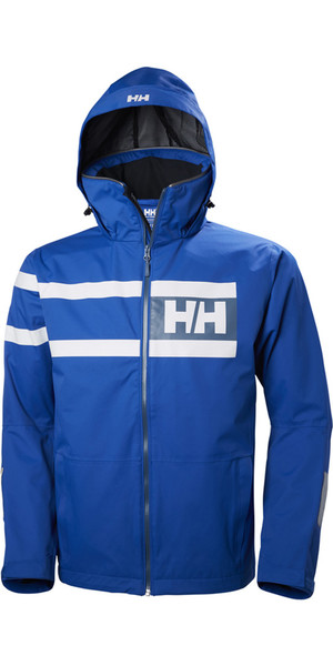 2018 Helly Hansen Salt Power Jacket Olympian Blue 36278