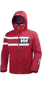 2019 Helly Hansen Salt Power Jacket Red 36278